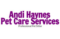 Andi Haynes Pet Care Services Logo