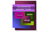 Bloomington Insiders Bus Tours Logo