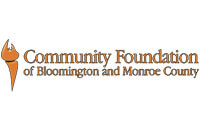 Community Foundation of Bloomington and Monroe County Logo