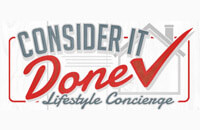 Consider It Done Lifestyle Management Logo