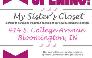 Grand Opening Flyer