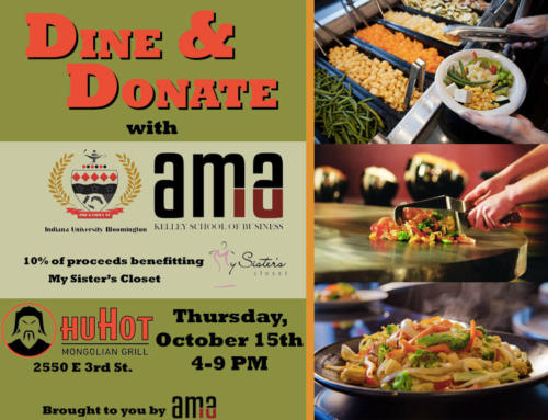 Dine and Donate – HuHot Mongolian Grill