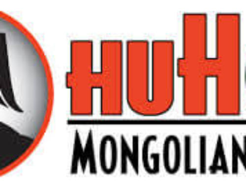 Dine and Donate @HuHOT Mongolian Grill!