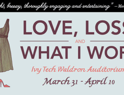 Love, Loss, and What I Wore – March 31 to April 10