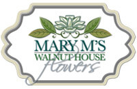 Mary M's Flowers & Gifts Logo
