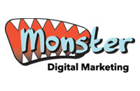 Monster Digital Marketing Logo