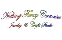 Nothing Fancy Ceramics, Jewelry & Crafts Studio Logo