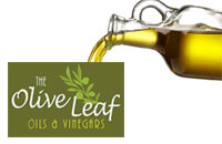 The Olive Leaf Logo