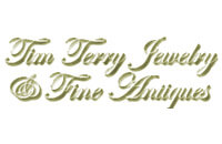 Tim Terry Jewelry & Fine Antiques Logo