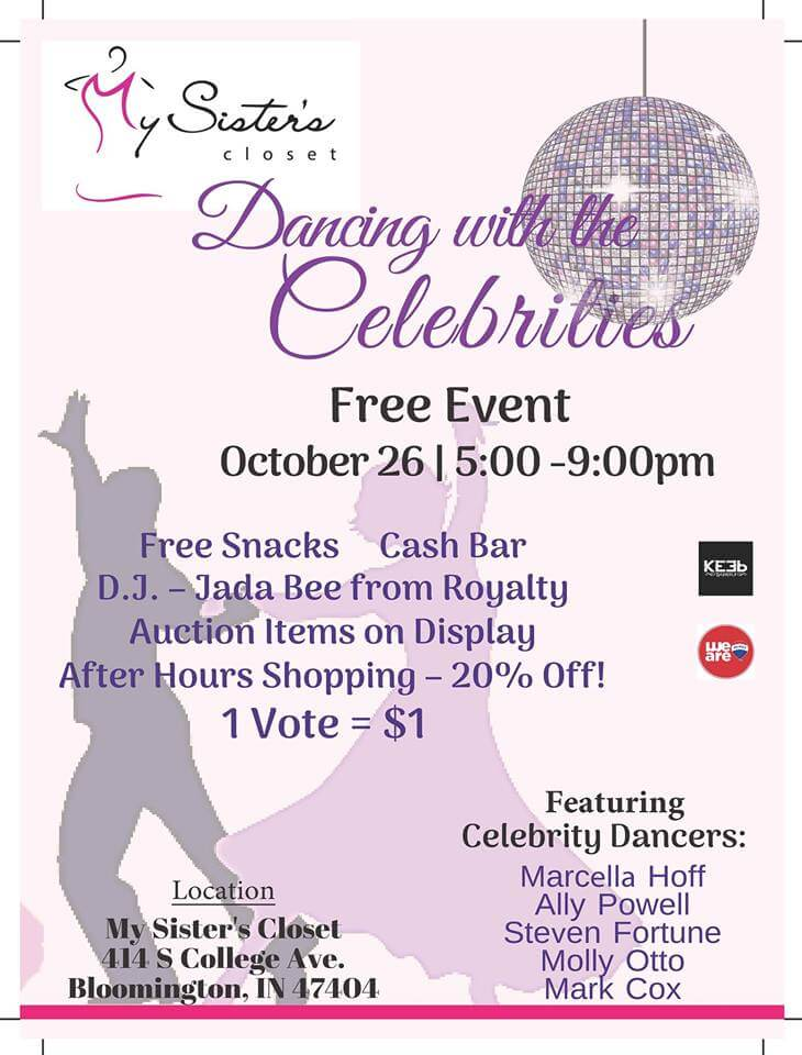 Get Your Groove On & Meet Our Celebrity Dancers!