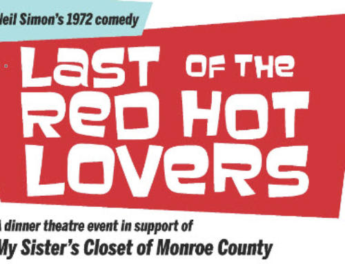 Neil Simon's 1979 Romantic Comedy – The Last of the Red Hot Lovers – A Dinner Theater Event